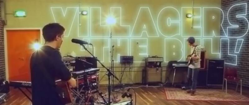 555 Video: The Bell by Villagers