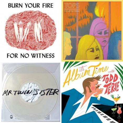 Sam's Year End List – Albums