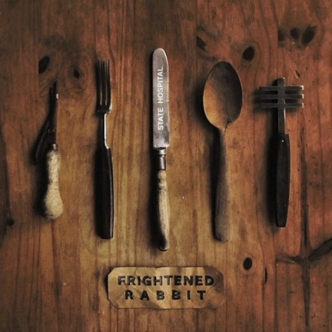 Frightened Rabbit State Hospital e13470312673531 Stream This: Frightened Rabbit State Hospital EP
