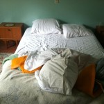 My bed in Lichtenstein 150x150 Passing Time / Commemorating Time (ON AN ON Takeover)