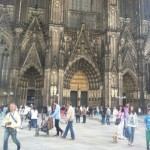 Visiting cologne cathedral germany 150x150 Passing Time / Commemorating Time (ON AN ON Takeover)