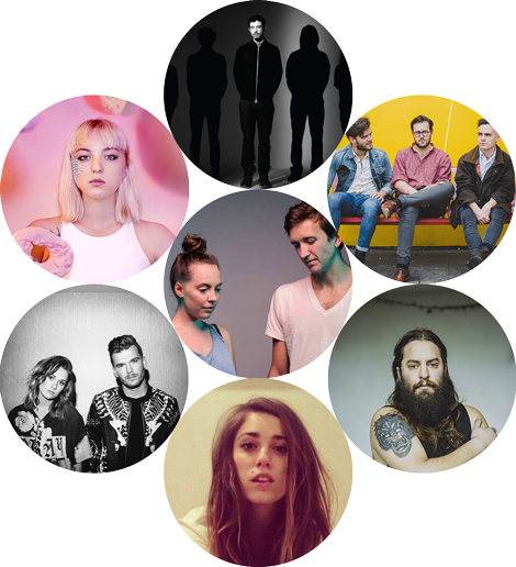 Favourite New Artists Of 2014