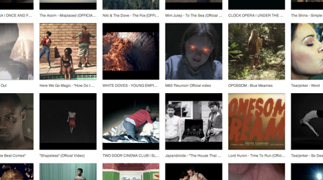 bestvideos2012 Indie Music Filter: Favourite Videos Of 2012
