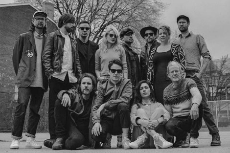 "LISTEN: ""Hug Of Thunder"" by Broken Social Scene"