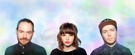chvrches1 Video: Recover by CHVRCHES