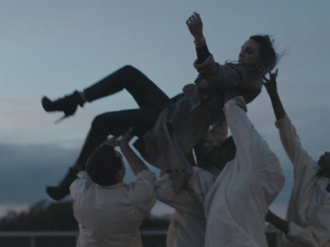 "VIDEO: ""I Wish I Was Sober"" by Frightened Rabbit"