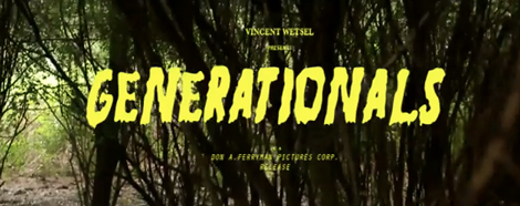 generationals yoursforever Video: Yours Forever by Generationals