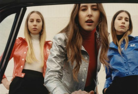 """LISTEN: """"Want You Back"""" by HAIM"""