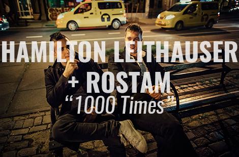 "LISTEN: ""1000 Times"" by Hamilton Leithauser + Rostam"