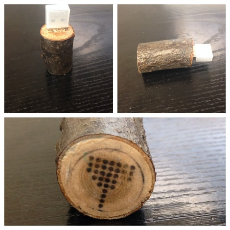 imf drive CONTEST: Custom Made Wooden Flash Drive