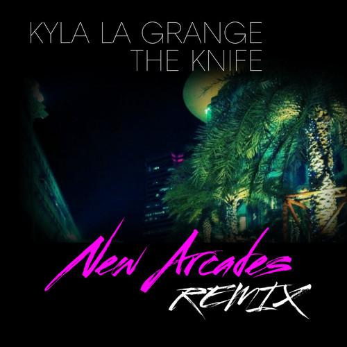 kyla la grange the knife