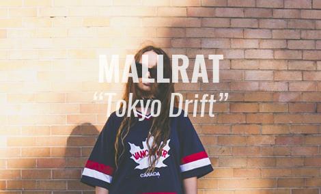 """LISTEN: """"Tokyo Drift"""" by mallrat"""