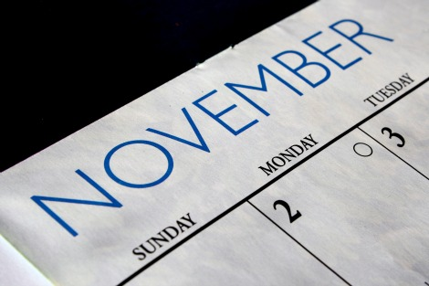 november calendar Indie Music Filter: Best of November 2012 (playlists)