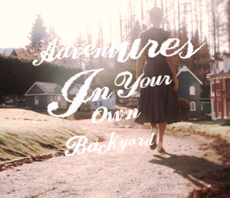 patrickwatson Adventures In Your Own Backyard