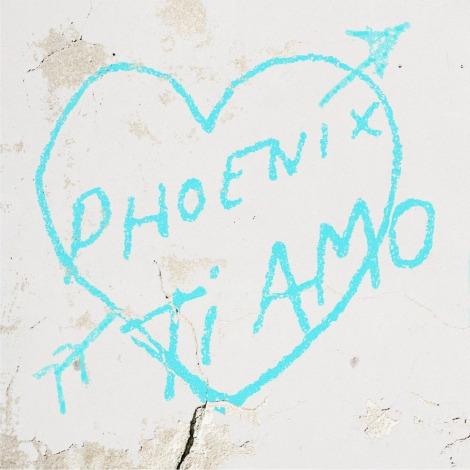 "LISTEN: ""Ti Amo"" by Phoenix"