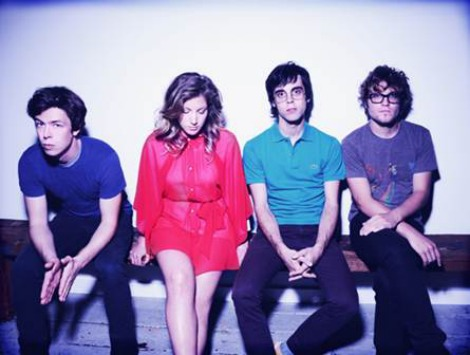 rarariot3 Ra Ra Riot back with Beta Love