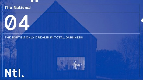 "LISTEN: ""The System Only Dreams in Total Darkness"" by The National"