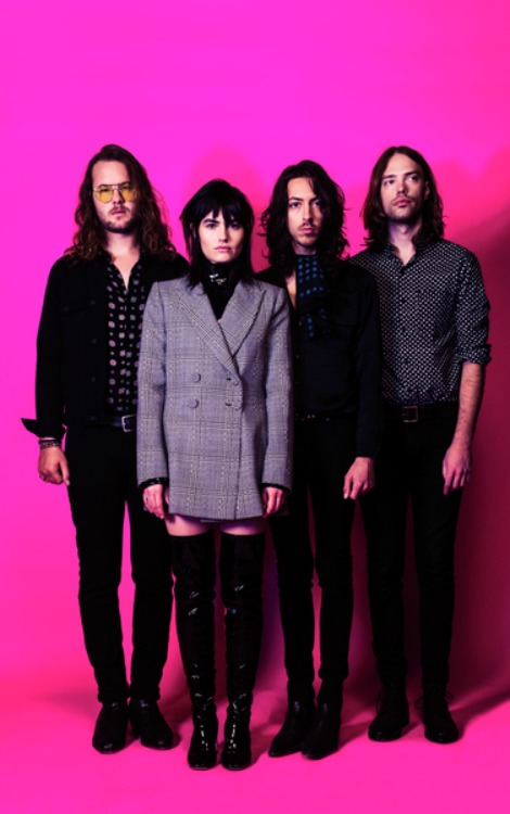 "LISTEN: ""Girlhood"" by The Preatures"