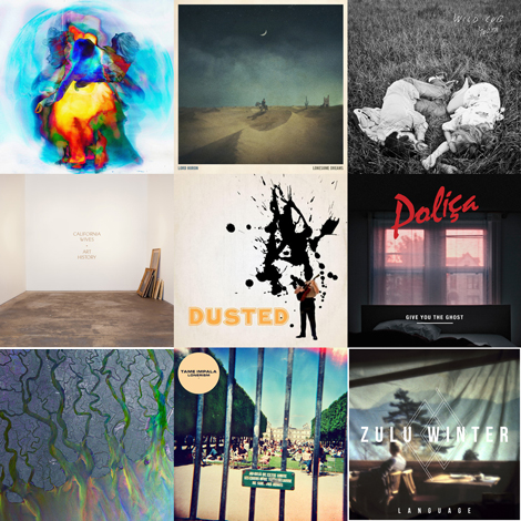 topalbums 2012 Indie Music Filters Favourite Albums Of 2012