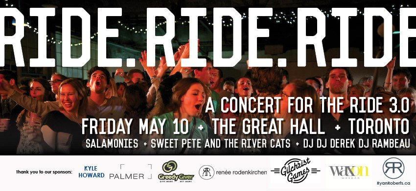 Concert For The Ride 3.0