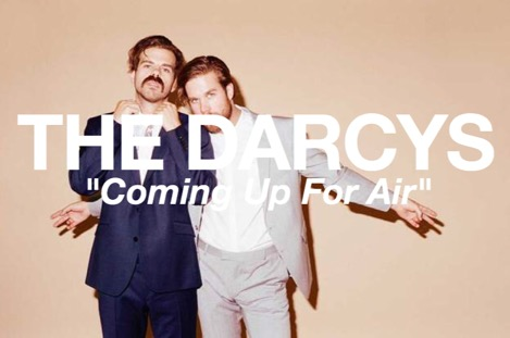 """LISTEN: """"Coming Up For Air"""" by The Darcys"""