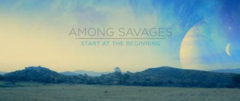 among savages
