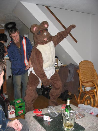 BEAR!!!!!