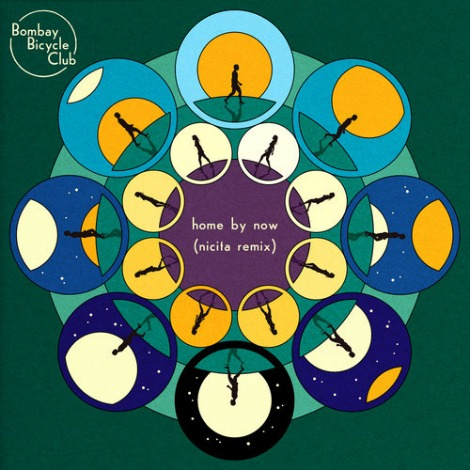 """Home By Now"" (Nicita Remix) by Bombay Bicycle Club"
