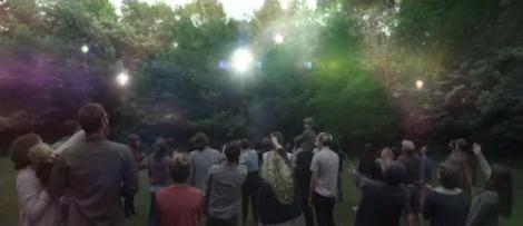 """Video: """"Dreamy Bruises"""" by Sylvan Esso"""