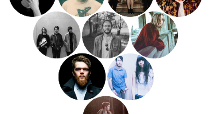 favourite artists of 2015