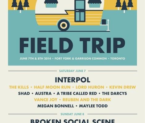 fieldtrip 2014