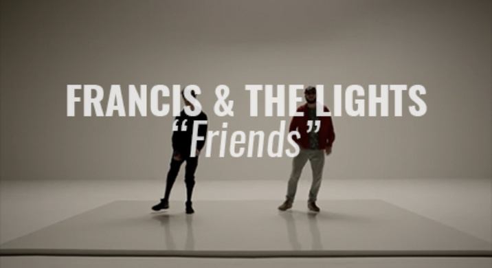 francis and the lights friends
