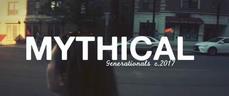 generationals mythical video
