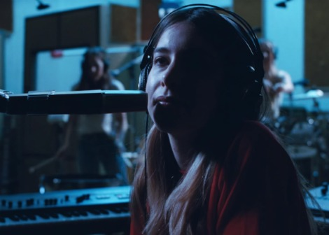 haim right now video 1