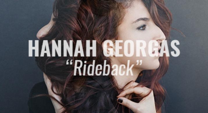 hannah georgas rideback