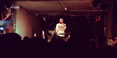 Jack Garratt @ The Garrison (March 3rd, 2015)