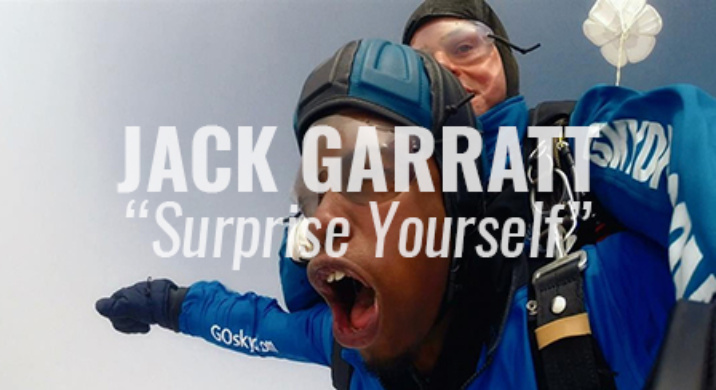 jack garratt surprise yourself video