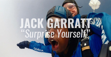 "VIDEO: ""Surprise Yourself"" by Jack Garratt"