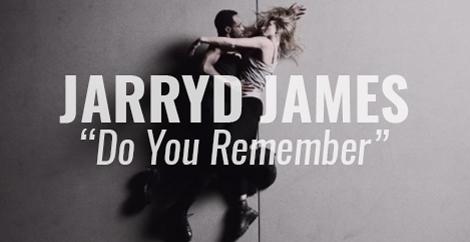 jarryd james do you remember video