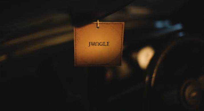 jungle heavy california