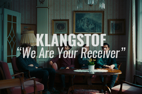 Currently Listening To: Klangstof