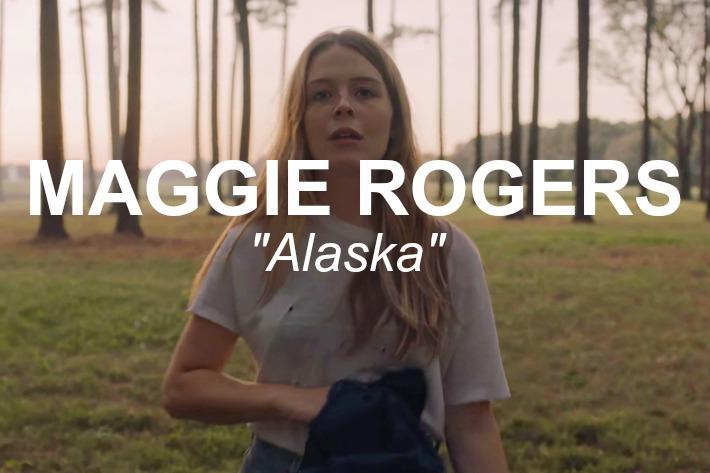 maggie rogers alaska