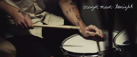 "Video: ""Tonight"" (live) by Magic Man"