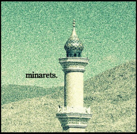 minarets