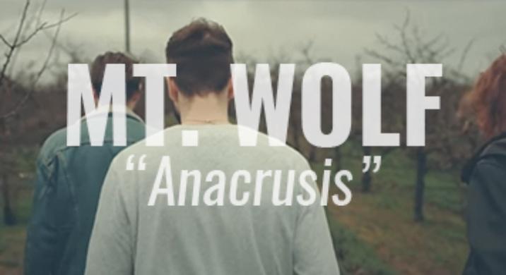 mt. wolf anacrusis video