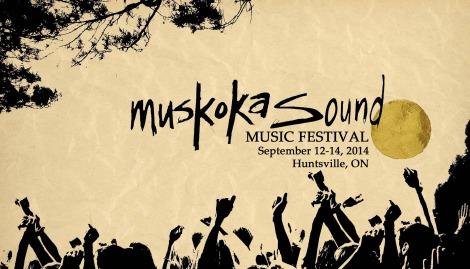 muskoka sound music festival
