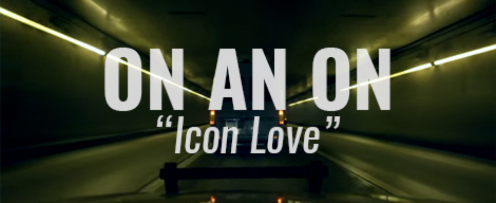 on an on icon love 1