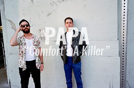 """LISTEN: """"Comfort's A Killer"""" by PAPA"""