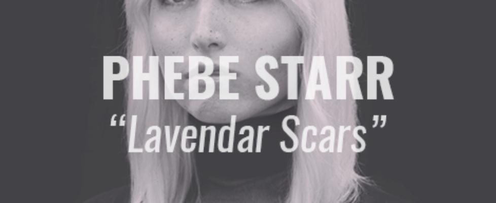 phebe starr lavendar scars
