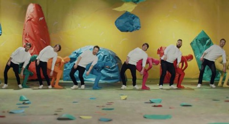 "VIDEO: ""Somersault"" by Royal Canoe"